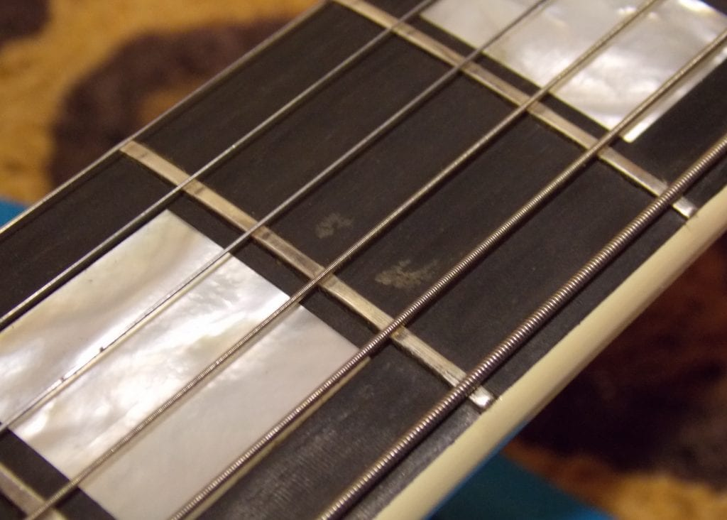 Get your guitar restrung
