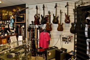 Murphy's Guitars - North Rear Wall