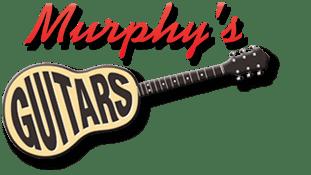 Murphy's Guitars Logo