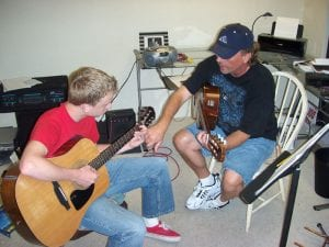 Classical Guitar Lessons, Bountiful Utah