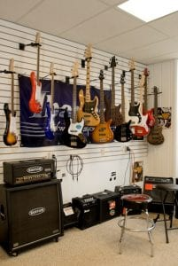 Murphy's Guitars - Bass Corner